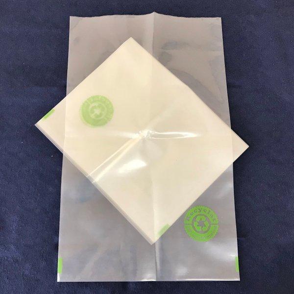 Flachbeutel -  Recyclat
