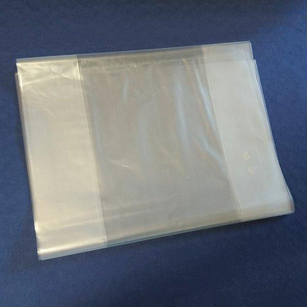 Seitenfaltenbeutel LDPE - transparent